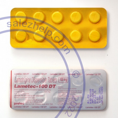 Lamictal Dispersible photo